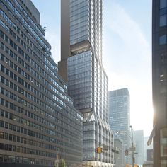 Foster + Partners Was Appointed To Design The First Full Block Office  Building On Park Avenue