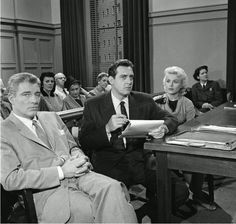 """Perry Mason - Mom watched this while I sat with brush rollers & a hot hair dryer bonnet on my head - squirming & complaining, """"How much longer?""""  I hear the music & remember."""
