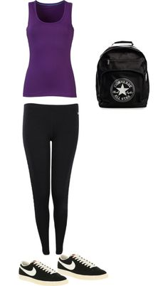 """""""Gym outfit"""" by haylz-12 ❤ liked on Polyvore"""