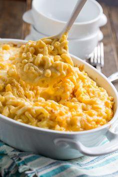 Super Creamy Mac and Cheese recipe. Ultimate comfort food
