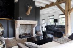 Maatwerk in landelijke stijl door Louwerse De Jong Interieurbouw | Wooninspiratie en de mooiste projecten vind je via OBLY.com
