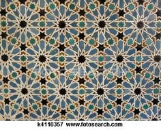 Ceramic wall tiles in the Real Alcazar in Seville, Spain Vinyl Paper, Canvas Paper, Photo Clipart, Flip Image, Spanish Tile, Ceramic Wall Tiles, Medical Illustration, Room Wallpaper, Medieval Art