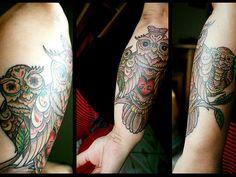 Mom & Baby Owl Tattoos | Mom Ink | Pinterest