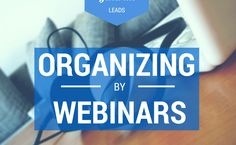 How To Generate Sales Leads From Webinars