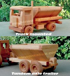 ... Wooden Toy Plans on Pinterest | Wooden Toy Plans, Wooden Toy Trucks
