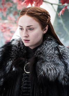 New still of Sansa Stark in The Spoils of War (x)