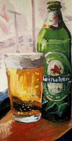 Auryn, Pop Art Wallpaper, Beer Poster, Beer Art, Beer Gifts, Paint Party, Canvas Artwork, Craft Beer, Art Projects