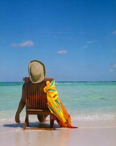 Tranquil solitude....