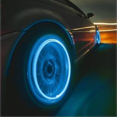 Motion Activated LED Wheel Lights For Car / This is a pair of motion activated wheel valve stem cap tire LED lights for car. Instead of capping the valve with an ordinary cap, use this light to convert your wheel into a whirling light display. http://thegadgetflow.com/portfolio/motion-activated-led-wheel-lights-for-car/