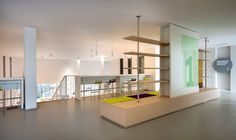 Loud and Clear: Alcatel-Lucent Calls on DEGW Italia for Milan Campus | Projects | Interior Design