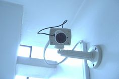 When things go bump in the night, you want to see what they are, without opening the door. But security cameras come with vulnerabilities too