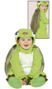 Disfraz de Tortuga Caparazón bebé