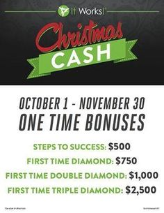 Join my team today and earn these awesome bonuses. Message me today snj813@gmail.com