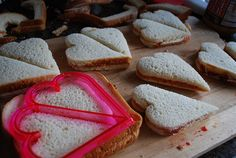 Princess Tea Party Sandwiches