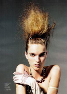 Vogue China October 2010