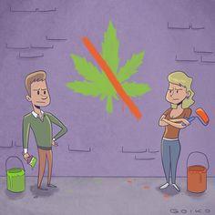 Cara a cara Debemos despenalizar la marihuana - Te invitamos a conocer dos posturas opuestas y sus respectivas razones ¡para que luego nos des tu opinión al respecto! - El Definido