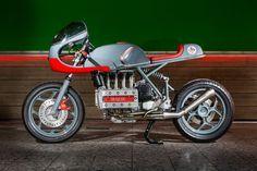 BMW K 100 RS by NASTY bike