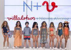 83ª edición de FIMI - Feria Internacional Moda Infantil - moda primavera verano 2017. N + V Baño Villalobos + Nieves Álvarez
