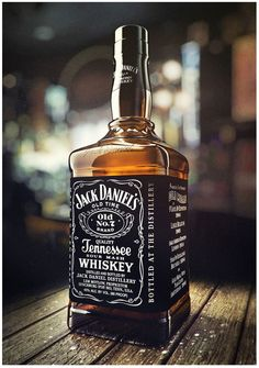 3D Jack Daniel's - Advertising on Behance