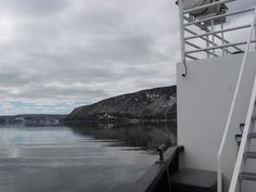 on the Englishtown Ferry, looking at St Ann's Bay. Island Pictures, Cape Breton, Canada Travel, Nova Scotia, Sailor, The Good Place, World, Heart, Sweet