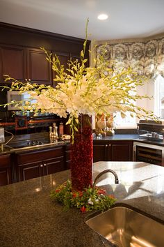 Charlotte Design: Events - Holiday Decorations