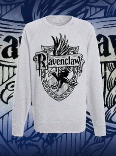 Raglan Grey Ravenclaw hogwarts collection di DaiquisCraftRoom