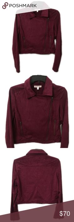 NWT Love, Fire Velour Cropped Jacket, L NWT Love, Fire Velour Cropped Jacket, L. 90% polyester, 10% spandex Jackets & Coats