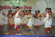 Primary School Activities: Pratibha Gaurav Divas 2013-14
