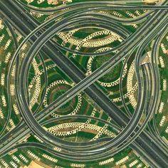 Details | Freeway interchange | Dubai spaghetti junction???