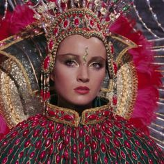 Jane Seymour as Solitaire, Live and Let Die