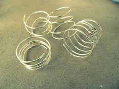 Stackable Rings, DIY