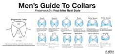 How much do you know about men's dress shirts? http://www.realmenrealstyle.com/mens-dress-shirts/