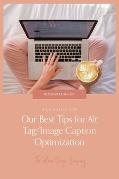 20 Blog Post Ideas for Product-based Creatives | The Bloom Design Company What Is Alt, Image Meaning, Instagram Marketing Tips, Tag Image, Image Caption, Seo Company, Search Engine Optimization, Creative, Blog