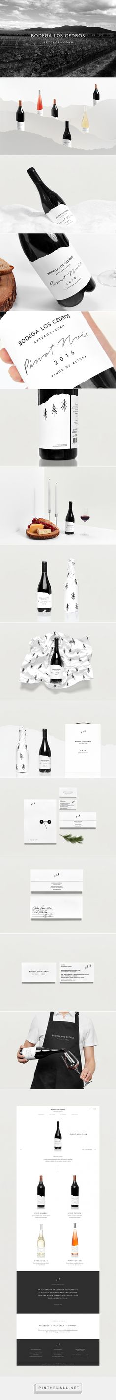 Branding Packaging & UI Design — Bodega Los Cedros | Anagrama... - a grouped images picture - Pin Them All