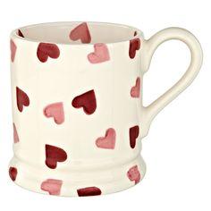 Emma Bridgewater Pink Hearts, Mug, 0.3L