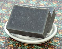 DIY Beauty - Natural Homemade Dead Sea Mud Soap Recipe for Oily Skin and Acne