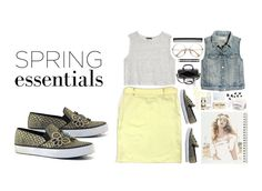 Spring essentials #colorsofcalifornia #outfit