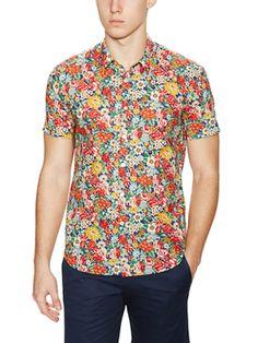 Elation Sportshirt from Short Sleeve Button-Ups on Gilt