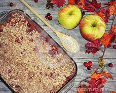 Cranberry Apple Cobbler - Download From Over 42 Million High Quality Stock Photos, Images, Vectors. Sign up for FREE today. Image: 66864901