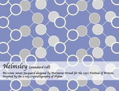 Helmsley X Ray Crystallography, Archive, Wallpaper, Prints, Design, Wallpapers