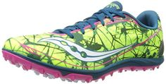 Saucony Women's Shay XC4 Flat Cross Country Flat Shoe -- You can find out more details at the link of the image.