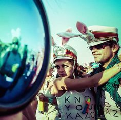 Million Bunny March From #treyratcliff at www.StuckInCustom... - all images Creative Commons Noncommercial.