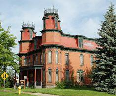 Kuhl House (1886), Stevens Point, Wisconsin