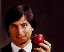 How many ways can you measure how Steve Jobs' talent, inspiration and intellectual curiosity caused him to make us have it 'better' in technology. The iPad, the iPhone, the iTunes, the iMac, the NEXT, the list goes on and on. And it all started with an Apple. #examinercom
