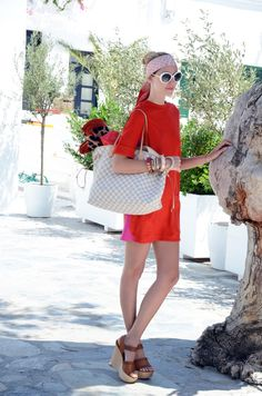 Mykonos with Louis Vuitton: day 3 | The Blonde Salad