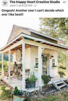 Backyard Studio, Backyard Sheds, Outdoor Sheds, Outdoor Rooms, Backyard Landscaping, Outdoor Living, Garden Sheds, Garden Shed Interiors, She Sheds