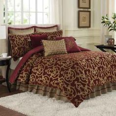 product image for Veratex Byzantine Reversible Comforter Set