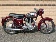 1956 BSA, what my parents rode around England in 1956 on their honeymoon. Bsa Motorcycle, Motorcycle Images, Motorcycle Design, Bike Design, British Motorcycles, Vintage Motorcycles, Cars And Motorcycles, Standard Motorcycles, Custom Harleys
