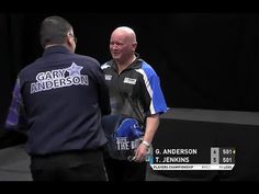 Gary Anderson Wins Back-to-Back Titles! Defeats Peter Wright to Claim PC3 Barnsley! - YouTube