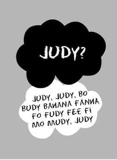 The Fault In Our Asylum... the name game